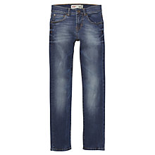 Buy Levi's Boys' 510 Skinny Fit Denim Jeans Online at johnlewis.com