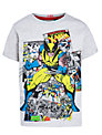 Wolverine Comic T-Shirt, Grey