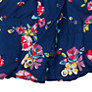 Buy John Lewis Floral Hooded Jacket, Navy/Multi Online at johnlewis.com