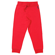 Buy Polarn O. Pyret Joggers, Red Online at johnlewis.com