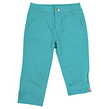 Buy Polarn O. Pyret Baby Chinos, Blue Online at johnlewis.com