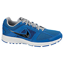Buy Nike Men's Relentless 3 Running Shoes, Blue Online at johnlewis.com