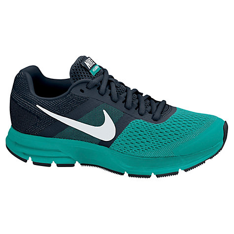 Buy Nike Air Pegasus+ 30 Men's Running Shoes, Turquoise/Grey Online at johnlewis.com