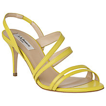 Buy L.K. Bennett Addie Sandals Online at johnlewis.com