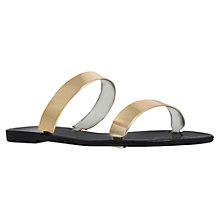 Buy Carvela Keepsake Flat Sandals Online at johnlewis.com