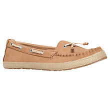 Buy UGG Chivon Moccasin Shoes Online at johnlewis.com