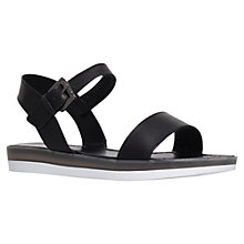 Buy Carvela Kasher Flat Sandals Online at johnlewis.com