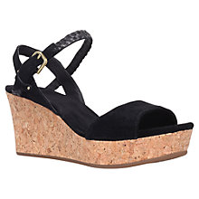 Buy UGG D'Alessio Wedge Sandal Online at johnlewis.com