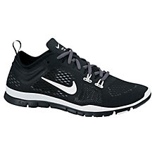 Buy Nike Women's Free 5.0 TR Fit 4 Cross Trainers, Black Online at johnlewis.com