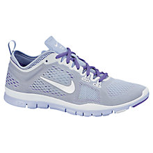 Buy Nike Free 5 Women's Running Shoes, Purple Online at johnlewis.com