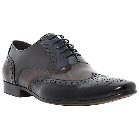 Buy Dune Raymond Brogue Derby Shoes, Multi Online at johnlewis.com