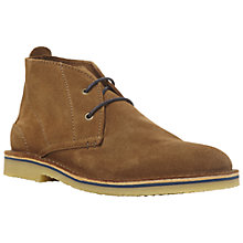 Buy Dune Cody Suede Desert Boots, Tan Online at johnlewis.com