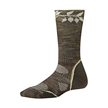 Buy SmartWool PHD Outdoor Medium Crew Socks, Brown Online at johnlewis.com
