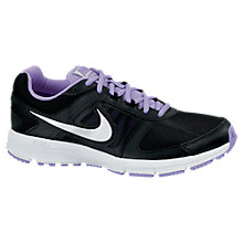 Buy Nike Women's Air Relentless 3 Running Shoes, Black Online at johnlewis.com