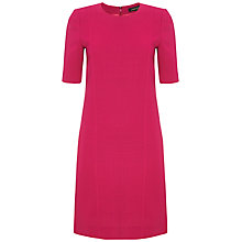 Buy Jaeger Chiffon Tweed Shift Tweed Dress Online at johnlewis.com