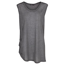 Buy Mango Modal-Blend Long T-shirt Online at johnlewis.com