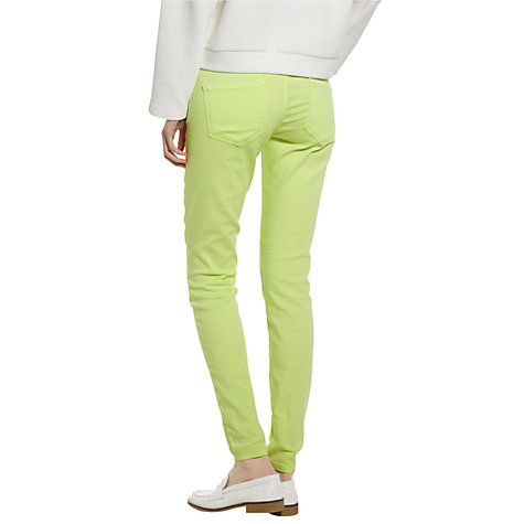 Buy Mango Coloured Jeggings Online at johnlewis.com