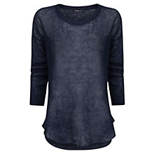 Buy Mango Linen Jumper Online at johnlewis.com