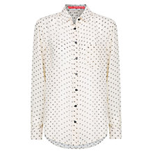 Buy Mango Printed Lightweight Shirt Online at johnlewis.com