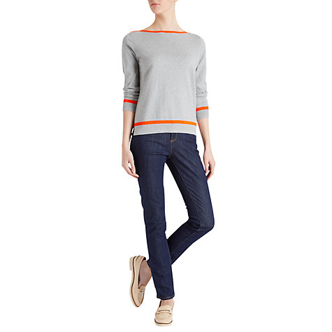 Buy Fenn Wright Manson Ariane Jumper, Grey Online at johnlewis.com