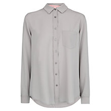 Buy Mango Texture Patch Pocket Shirt Online at johnlewis.com