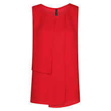 Buy Mango Draped Detail Top Online at johnlewis.com