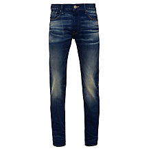 Buy G-Star Raw Firro Straight Leg Jeans, Medium Aged Online at johnlewis.com