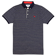 Buy Ted Baker Polmont Striped Swim Polo Shirt Online at johnlewis.com