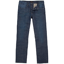 Buy Ted Baker Oraxton Midwash Jeans, Mid Wash Online at johnlewis.com