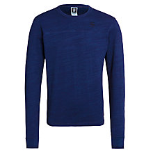 Buy G-Star Raw Vainman Long Sleeve Top, Indigo Online at johnlewis.com