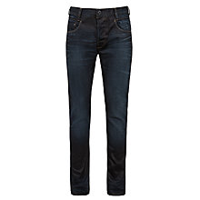 Buy G-Star Raw New Radar Hydrite Slim Jeans, Indigo Aged Online at johnlewis.com