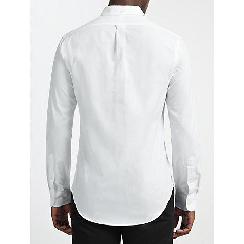 Buy Polo Ralph Lauren Slim Fit Cotton Shirt Online at johnlewis.com