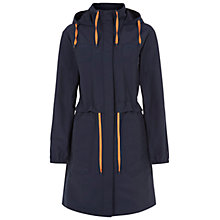 Buy NW3 By Hobbs Nomad Parka Jacket, Navy Online at johnlewis.com