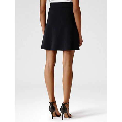 Buy Reiss A Line Dene Skirt Online at johnlewis.com