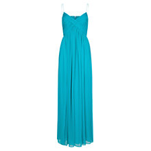 Buy Mango Draped Neckline Gown Online at johnlewis.com
