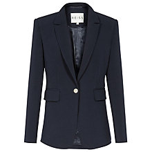 Buy Reiss One Button Samuel Blazer, Night Sky Online at johnlewis.com