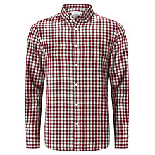 Buy John Lewis Gingham Flannel Shirt Online at johnlewis.com