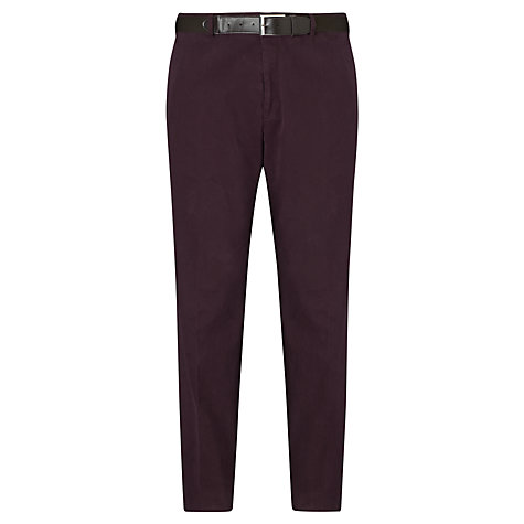 Buy John Lewis Semi Formal Brushed Twill Stretch Trousers Online at johnlewis.com