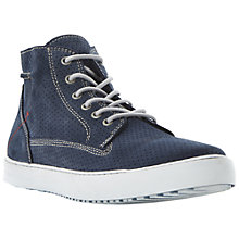 Buy Dune Sculpture Hi-Top Trainers Online at johnlewis.com