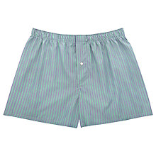 Buy Thomas Pink Wolsingham Stripe Boxer Shorts Online at johnlewis.com