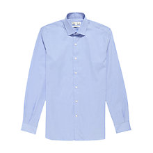Buy Reiss Driver Long Sleeve Shirt, Blue Online at johnlewis.com