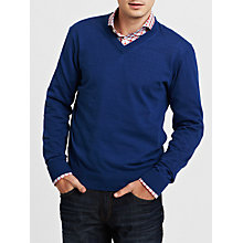 Buy Thomas Pink Sandero V-Neck Jumper Online at johnlewis.com