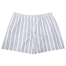 Buy Thomas Pink Filton Stripe Boxer Short Online at johnlewis.com