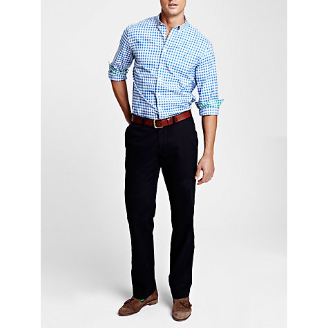 Buy Thomas Pink Malkin Check Long Sleeve Shirt Online at johnlewis.com