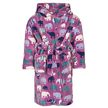 Buy Hatley Children's Elephant Gown, Pink Online at johnlewis.com