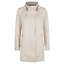 Buy Aquascutum Reversible Hooded Parka Online at johnlewis.com