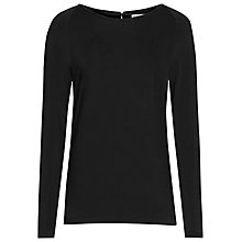 Buy Reiss Silky Jersey Ace Top Online at johnlewis.com