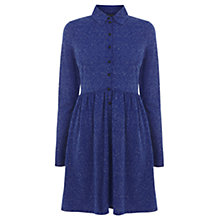Buy Warehouse Button Through Shirt Dress Online at johnlewis.com