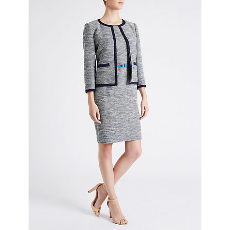 Buy Fenn Wright Manson Iris Tweed Dress, Blue Online at johnlewis.com