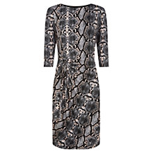 Buy Fenn Wright Manson Etienne Snake Print Dress, Multi Online at johnlewis.com
